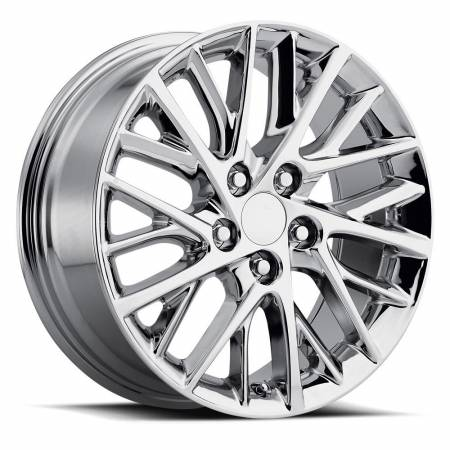 Factory Reproductions Wheels - FR Series 83 Replica Lexus ES350 Wheel 17x7 5X4.5 ET40 60.1CB Chrome