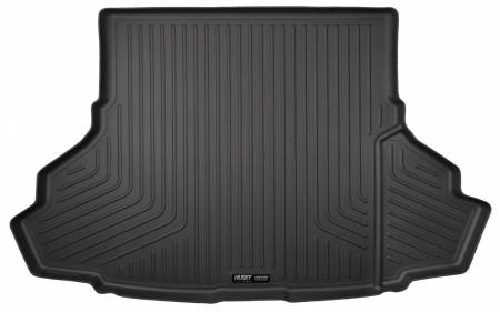 Husky Liners - Husky Liners 2015 Ford Mustang Coupe WeatherBeater Black Trunk Liner