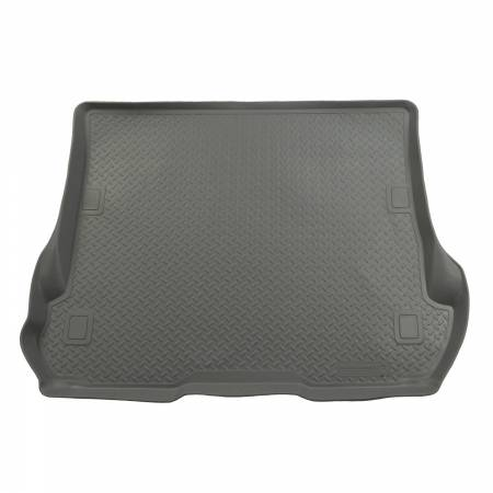 Husky Liners - Husky Liners 01-07 Toyota Sequoia Classic Style Gray Rear Cargo Liner