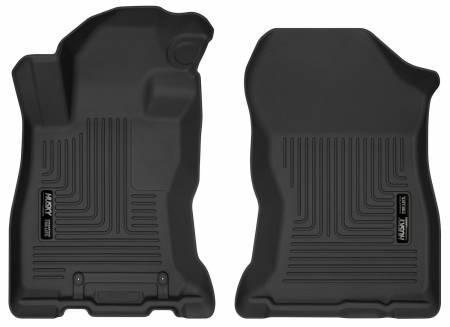 Husky Liners - Husky Liners 2019 Subaru Forester Black Front Floor Liners