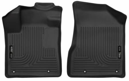 Husky Liners - Husky Liners 2015 Nissan Murano Weatherbeater Black Front Floor Liners