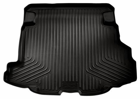 Husky Liners - Husky Liners 06-12 Ford Fusion/Lincoln MKZ WeatherBeater Black Rear Cargo Liner (w/o Factory Sub)
