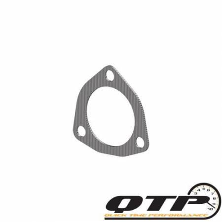 QTP (Quick Time Performance) - QTP 2.5in Bolt-On QTEC 3 Bolt Gasket
