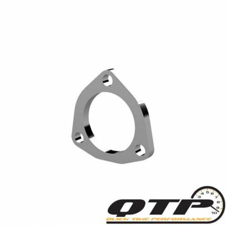 QTP (Quick Time Performance) - QTP 2.5in Weld-On QTEC 3 Bolt Flange