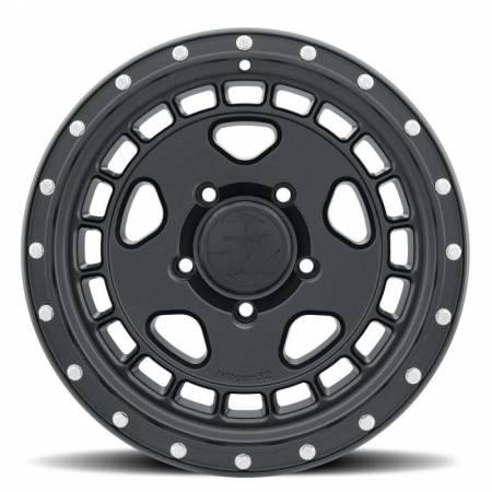 Fifteen52 - Fifteen52 Wheels Rim Turbomac HD 17X8.5 6x139.7 ET0 106.2CB Asphalt Black