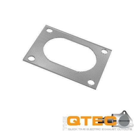QTP (Quick Time Performance) - QTP Bolt-On QTEC Low Profile 4 Bolt Gasket