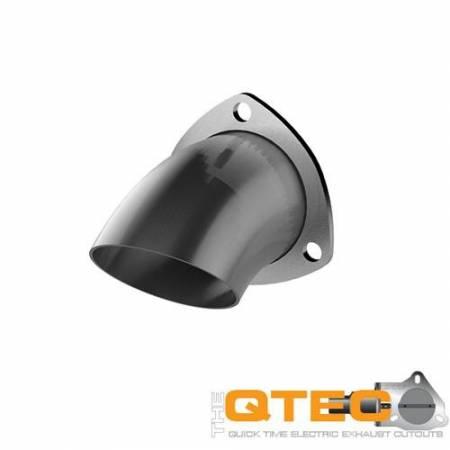 QTP (Quick Time Performance) - QTP 3in Bolt-On QTEC Adjustable Turn Down