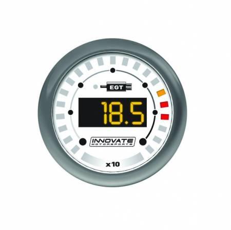 Innovate Motorsports - Innovate Motorsports MTX Digital, Exhaust Gas Temperature (EGT) Gauge Kit