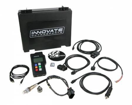 Innovate Motorsports - Innovate Motorsports LM-2 Air/Fuel Ratio Meter, Single O² Complete Kit