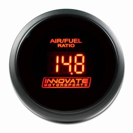 Innovate Motorsports - Innovate Motorsports DB-Gauge Red (Gauge Only)
