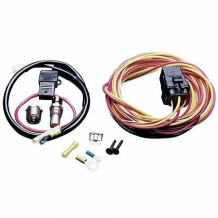 SPAL - SPAL Fan Accessories: 185 Degree Thermo-Switch / Relay & Harness