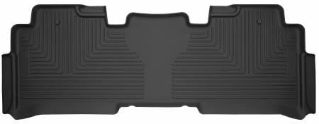 Husky Liners - Husky Liners 2018 Honda Odyssey WeatherBeater 2nd Seat Black Floor Liners