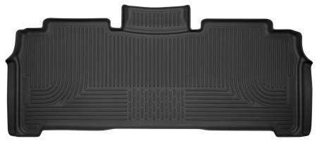 Husky Liners - Husky Liners 2017 Chrysler Pacifica X-Act Contour Black 2nd Seat Floor Liner