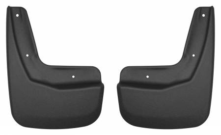 Husky Liners - Husky Liners 2017-2018 Honda Ridgeline Custom-Molded Rear Mud Guards