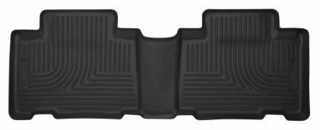 Husky Liners - Husky Liners 13-17 Toyota RAV4 X-Act Contour Black Floor Liners (2nd Seat)