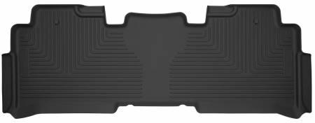 Husky Liners - Husky Liners 2018 Honda Odyssey X-Act Contour Black Second Row Floor Liners