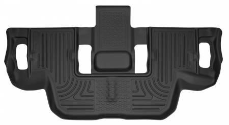 Husky Liners - Husky Liners 11-16 Ford Explorer X-Act Contour Third Row Seat Floor Liner - Black