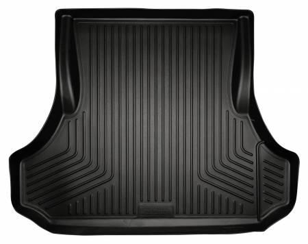 Husky Liners - Husky Liners 11-12 Chrysler 300/Dodge Charger WeatherBeater Black Trunk Liner