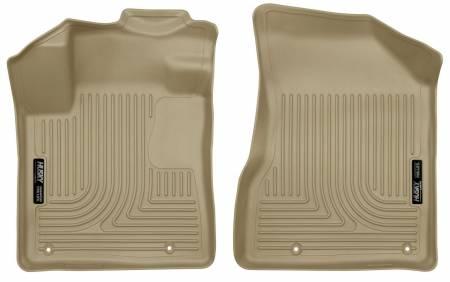 Husky Liners - Husky Liners 2015 Nissan Murano Weatherbeater Tan Front Floor Liners