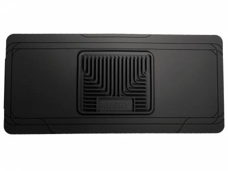 Husky Liners - Husky Liners Universal Classic Style Center Hump Black Floor Mat (w/o Shifter Console)