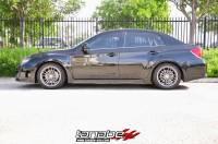 Tanabe - Tanabe DF210 Lowering Springs 11-11 Subaru Impreza WRX - Image 2
