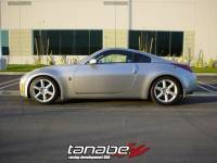 Tanabe - Tanabe NF210 Lowering Springs for 03-08 Nissan 350Z (Z33) - Image 2