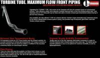 Tanabe - Tanabe Turbine Tube Downpipe 13-14 Subaru BRZ - Image 2