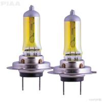 PIAA - PIAA H7 Solar Yellow Twin Pack Halogen Bulbs - Image 1