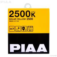 PIAA - PIAA H7 Solar Yellow Twin Pack Halogen Bulbs - Image 2