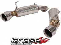 Tanabe - Tanabe Medalion Touring Exhaust System for 14-14 Infiniti Q60 2WD - Image 1