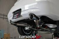Tanabe - Tanabe Medalion Touring Exhaust System for 14-14 Infiniti Q60 2WD - Image 3