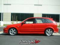 Tanabe - Tanabe DF210 Lowering Springs 01-05 Mazda Protege 5 (BJFW) - Image 2