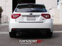 Tanabe - Tanabe Medalion Touring Exhaust System 08-12 Subaru Impreza WRX Sti Hatch - Image 3