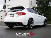 Tanabe - Tanabe Medalion Touring Exhaust System 08-12 Subaru Impreza WRX Sti Hatch - Image 4