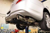 Tanabe - Tanabe Medalion Touring Exhaust System for 11-13 Infiniti G25 Sedan - Image 2