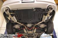 Tanabe - Tanabe Medalion Touring Exhaust System for 11-13 Infiniti G25 Sedan - Image 3