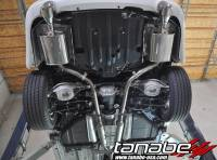 Tanabe - Tanabe Medalion Touring Exhaust System for 11-13 Infiniti G25x Sedan - Image 2