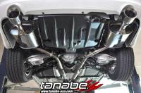 Tanabe - Tanabe Medalion Touring Exhaust System for 11-13 Infiniti G25x Sedan - Image 3