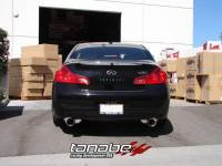 Tanabe - Tanabe Medalion Touring Exhaust System for 07-08 Infiniti G35 Sedan - Image 2