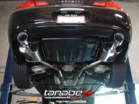 Tanabe - Tanabe Medalion Touring Exhaust System for 07-08 Infiniti G35 Sedan - Image 4