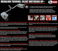 Tanabe - Tanabe Medalion Touring Exhaust System for 09-11 Infiniti G37 Sedan - Image 4