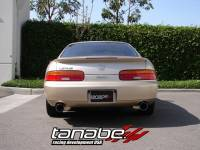 Tanabe - Tanabe Medalion Touring Exhaust System 92-00 Lexus SC300 / 400 - Image 2