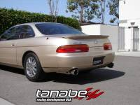 Tanabe - Tanabe Medalion Touring Exhaust System 92-00 Lexus SC300 / 400 - Image 3