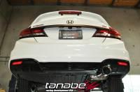 Tanabe - Tanabe Medalion Touring Exhaust System 13-13 Honda Civic Si Sedan - Image 2