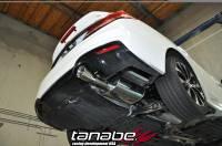 Tanabe - Tanabe Medalion Touring Exhaust System 13-13 Honda Civic Si Sedan - Image 3
