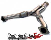Tanabe - Tanabe Turbine Tube Downpipe for 09-12 Nissan 370Z - Image 1