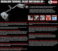 Tanabe - Tanabe Medalion Touring Exhaust System 92-95 Honda Civic Hatchback - Image 2