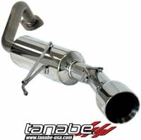 Tanabe - Tanabe Medalion Touring Exhaust System 09-13 Honda Fit - Image 1