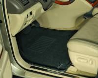 3D MAXpider (U-Ace) - 3D MAXpider FLOOR MATS NISSAN ALTIMA SEDAN 2013 CLASSIC BLACK R1 (EARLY PRODUCTION - 10/2012 OR PRIOR ONLY) - Image 2
