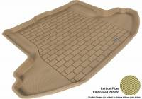 3D MAXpider (U-Ace) - 3D MAXpider SUBARU LEGACY 2010-2014 KAGU TAN CARGO LINER - Image 1